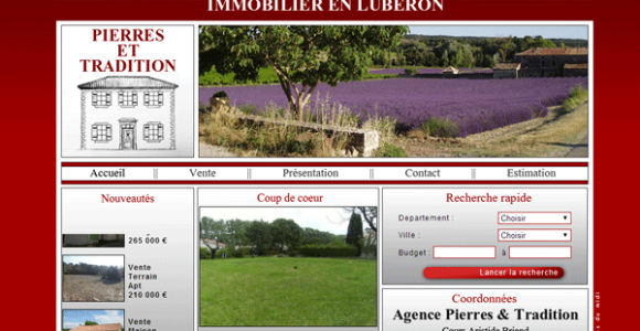site-immobilier-pierres-tradition-luberon
