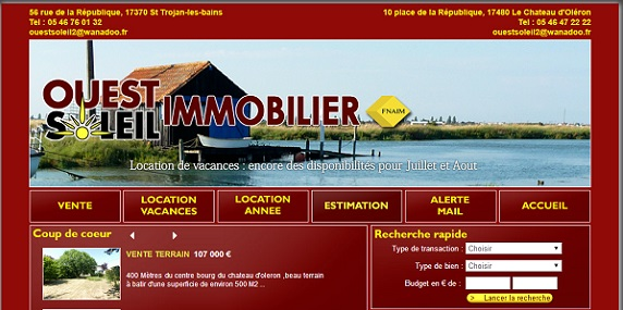 creation-site-immobilier-oleron-ouest-soleil