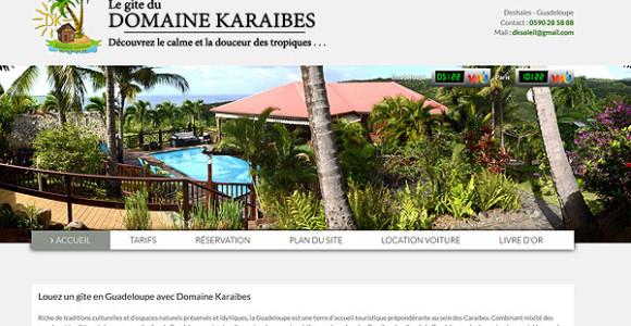 site-domaine-karaibes